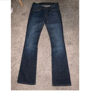 Citizen Of Humanity Womens Size 27 Kelly Stretch